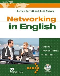 Networking in English includes Audio CD