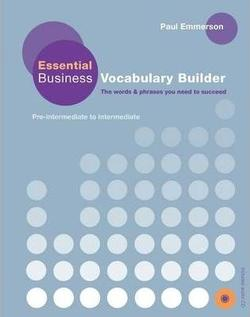 Essential Business - Vocabulary Builder