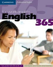 English365 is a three-level course in Business and general English. 