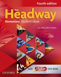 New Headway - Elementary Fourth Edition Student's Book and iTutor Pack