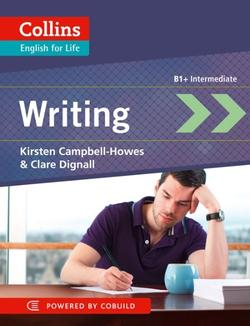 Collins English for Life: Skills - Writing: B1+ Intermediate