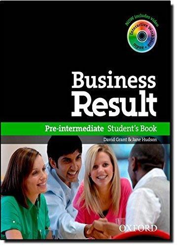 In Company Pre-intermediate Students Book