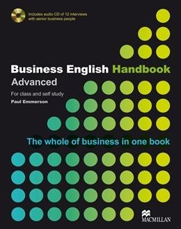 Business English Handbook includes Audio CD