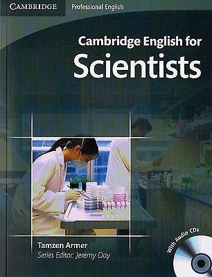 Cambridge English for Scientists with Audio CDs
