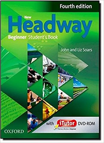 New Headway - Beginner Fourth Edition Student's Book and iTutor Pack