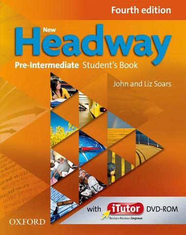 New Headway - Pre-Intermediate Fourth Edition