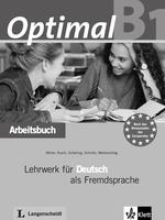 Optimal B1 - Arbeitsbuch